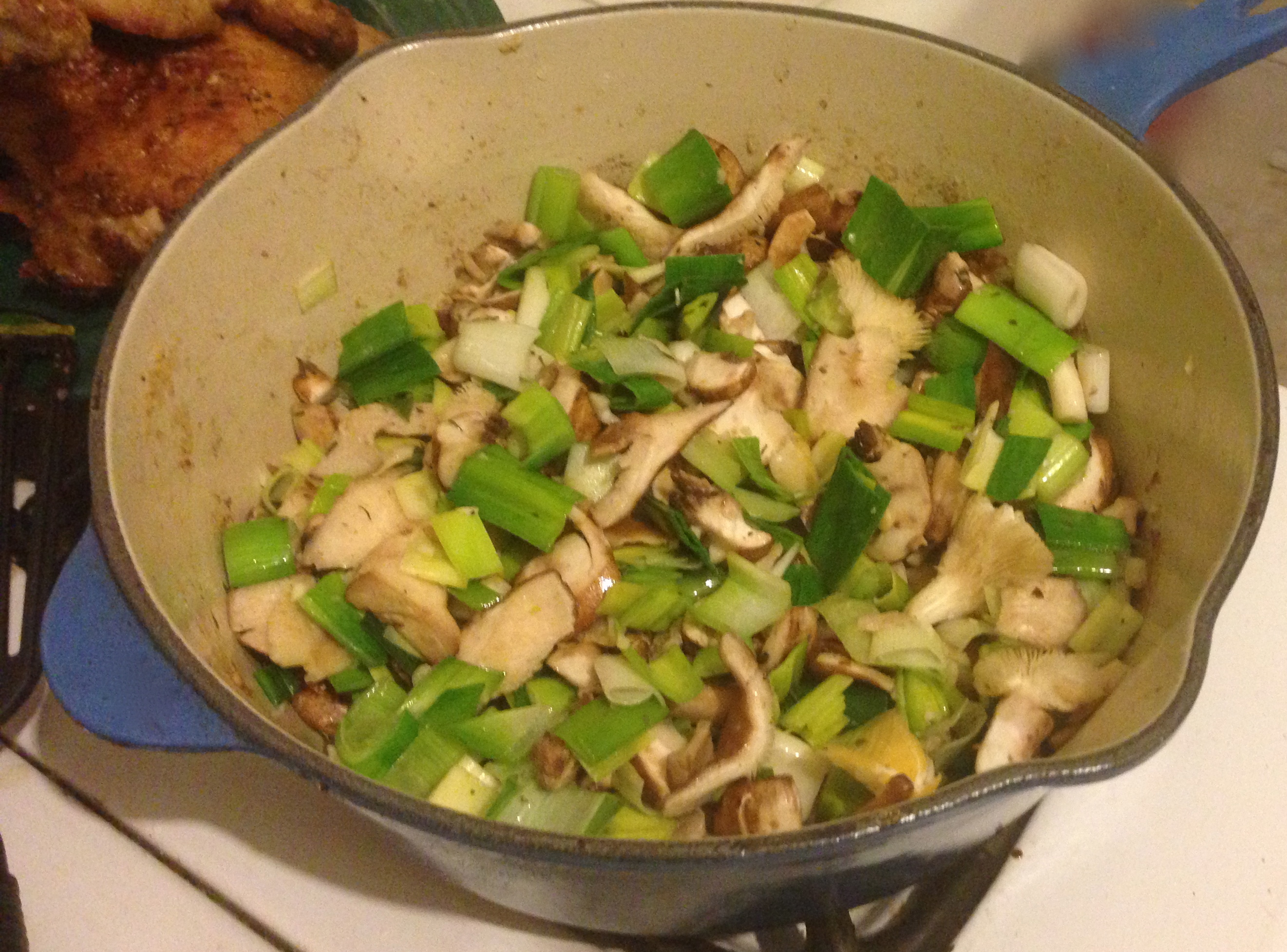 Leeks Braised With Wine And Garlic Recipes — Dishmaps
