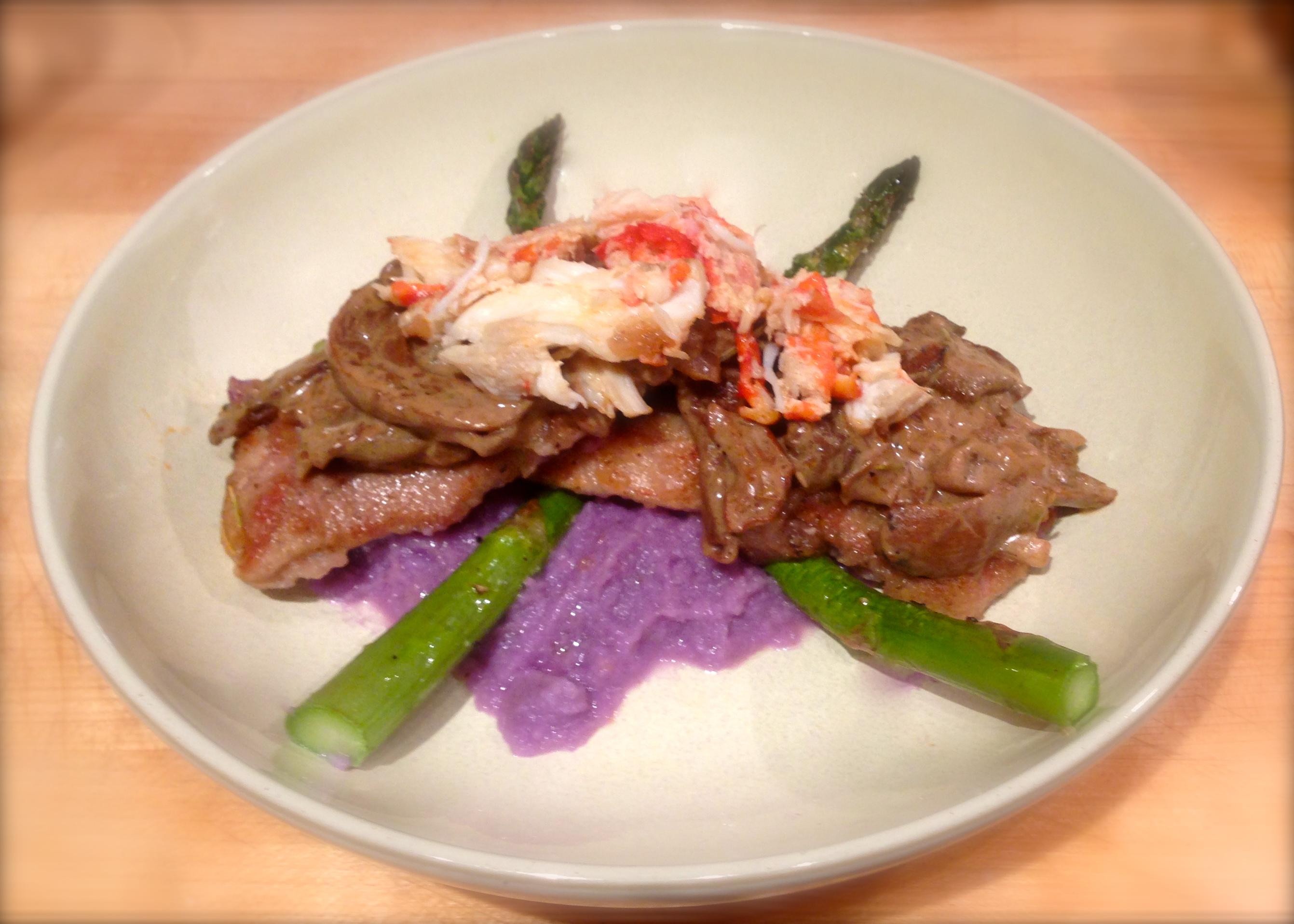 Purple Cauliflower…Oh My! | eatdrinkadventure