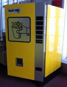 An automatic fry dispenser!