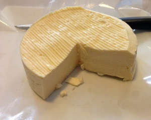 A young cheese - pre-Camembert